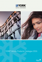 YORK Airside Products Catalogue 2016