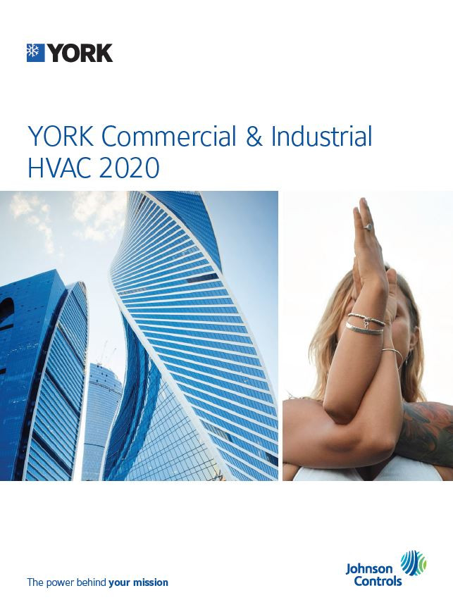 YORK Commercial & Industrial HVAC 2020