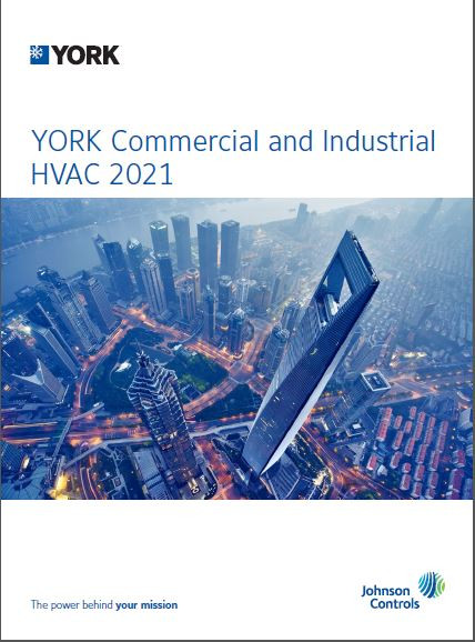YORK Commercial & Industrial HVAC 2021